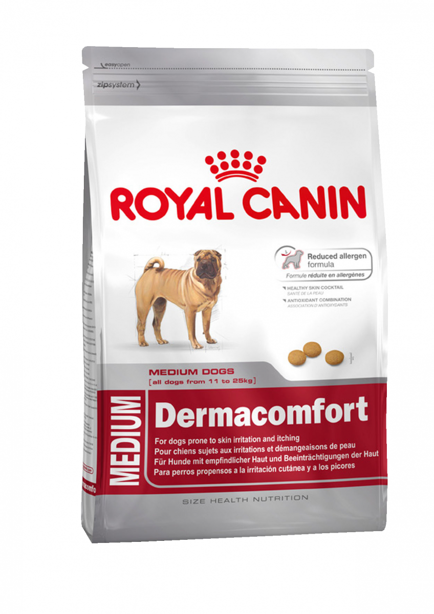 Корм для собак ROYAL CANIN (Сухие корма по возрасту и размерам)